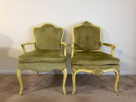 Antique chairs - set of 2