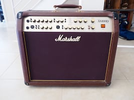Marshall AS100D Amplifier (2x50W of power)