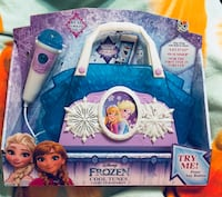 Disney Frozen Light Up Boombox $ 20 Jacksonville, 32217