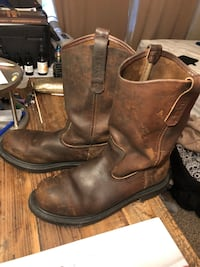 Red Wing Steel Toe Style 2231 Size 9B