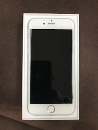 silver iPhone 6 with box Northfield, 08225