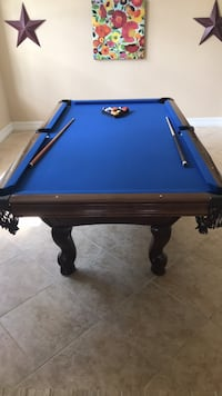 Pool Table with ping pong topper Parkland, 33076