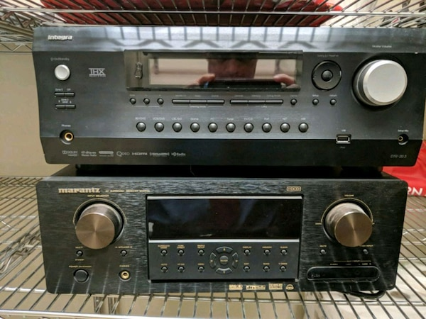 Used 2 Amps/ Receivers for sale in New York - letgo