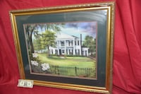 "Joan Daugherty Signed Limited Edition Print ""Southern Traditions"" Catharpin"