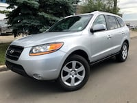 2009 Hyundai Santa Fe Limited AWD - 1 Owner, No Accidents, LOW KMS!! Edmonton