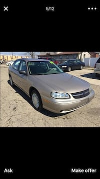 Chevy Malibu 2000 for sale Columbus