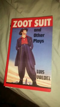 Zoot suit Houston, 77022