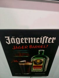 Jagermeifer Liquor Lit Sign Newark, 19711
