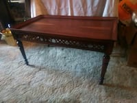 Antique coffee table 32x19 Pineville