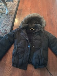 Calvin Klein jacket with fur hood small Manalapan, 07726