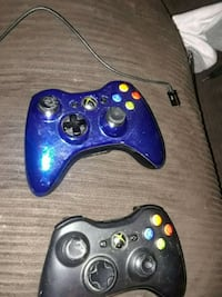 blue Xbox 360 game controller Bakersfield, 93307