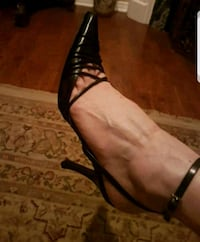 Size 7 Leather sandals