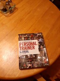 American Counsel On Exercise Personal Trainer Manual