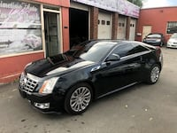 2014 Cadillac CTS Coupe New Haven