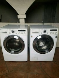 LG WASHER AND DRYER GREAT CONDITION