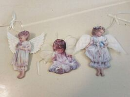 Porcelain angel collection