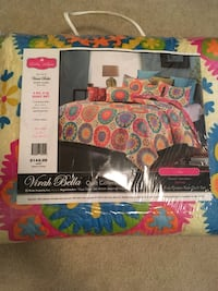 Queen bed quilt and pillow cases  Arlington, 22209