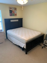 Queen Mattress/Box/Frame Annapolis