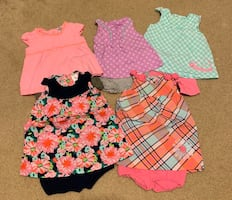 Girls 6 month lot of clothes