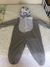Wolf costume for Kid (size L) Orlando, 32824