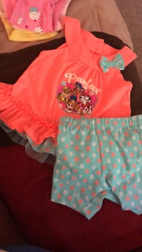 outfit Raleigh, 27610