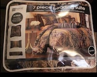 Brand new Queen Comforter Set Duquesne, 15110