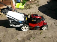 toro mow n stow lawnmower 7.25 hp. Fort Worth, 76244