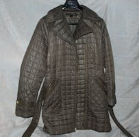 WOMEN light COAT, size L