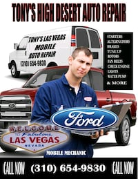 Las Vegas Mobile Mechanic Las Vegas, 89122