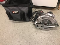 Like New Porter Cable Circular Saw with laser guide Herndon, 20170