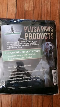 Luxury bench pet car seat cover Herndon, 20170