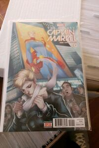 The mighty Captain Marvel 0 - 3 Fairfax, 22032