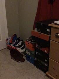 Air Jordan's and nikes  Barrie, L4N 9M2