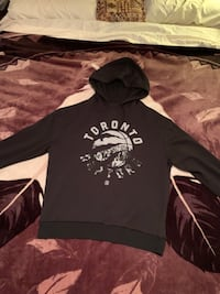 Men's og raptors hoodie pull over Toronto, M4J 4M2