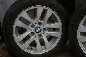 Winter tires & Rims BMW 3 Series