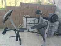 Youth weight bench must pick up..located in bland  Bland, 24315