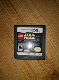 Lego star wars ds game Kitchener, N2K 3V9