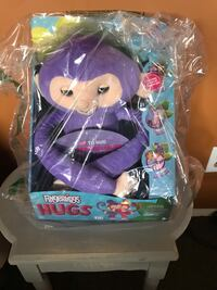 purple and green Disney Princess doll box 158 mi