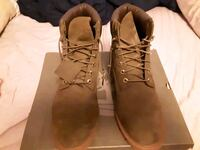 timberland boots  size 12 Frederick, 21704