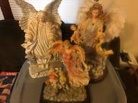 Large Angel Collection Lot Avon, 46123