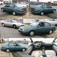 Good Run Drive Condition 1996 Toyota Corolla  Bessemer, 35020