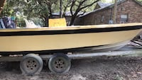 19 ft center console hull only Gulfport, 39503