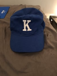 "Blue ""K"" Hat Chicago, 60614"