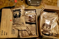 meals ready to eat mre Charlotte, 28227