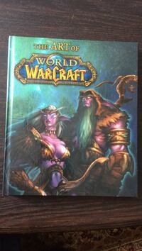 World of warcraft book Saskatoon, S7J 0Y5
