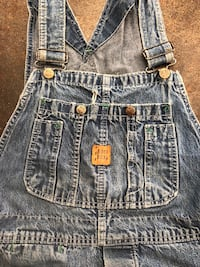 Denim Overall Cut Offs Lago Vista, 78645