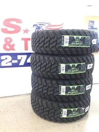 LT265 70 17 ATTURO TRAIL BLADE MT MUD TIRES Sterling Heights