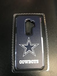 Samsung S9 plus Cowboys Case ($15 TODAY only) Duncanville, 75137