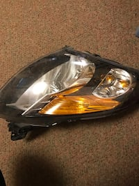 OEM headlights for 2007 Altima