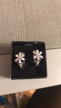 925 silver earrings Montréal, H3G 1B7
